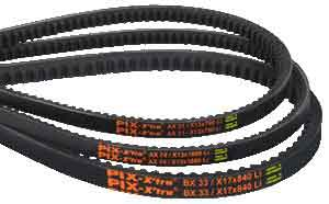 National Conveyor | PIX-X'ceed Ribbed / V-Belts